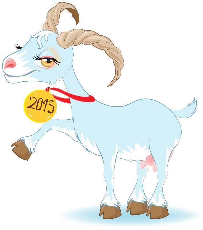 клипарт коза: